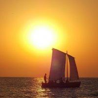 Море-море :: Екатерина Рыбина