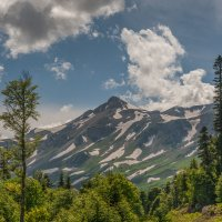 гора Оштен-2804 м над ур. моря :: Аnatoly Gaponenko