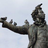 Пушкин :: валерия