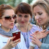три грации три мнения :: Олег Лукьянов