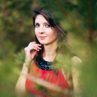 Принцесса в лесу :: Alex Okhotnikov