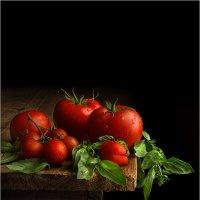 Натюрморт с помидорами :: Светлана Л.