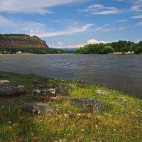 Большая вода на Иркуте... :: Александр Попов