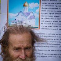 храм будет построен! :: Валерий Гудков
