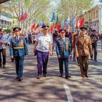 1 мая 2014 года и ОДЕССИТЫ!.. Последнее Первое мая в Одессе! :: Вахтанг Хантадзе