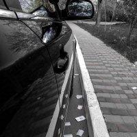 На обочине дороги :: Сергей Волков