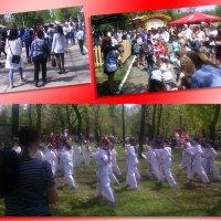 """Первого мая в парке """"Первое мая"""" в Луганске собрался, наверное, весь город :: Наталья (ShadeNataly) Мельник"""