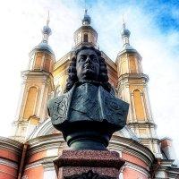 Фёдор Алексеевич ГОЛОВИН /1650-1705/. :: Александр Яковлев