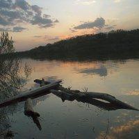 Теплые краски майского заката :: Константин Тимченко