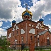 Дмитриевский храм. Северное. Оренбургская область :: MILAV V