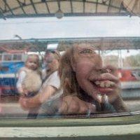 А я на поиск неведомых стран! :: Ирина Данилова