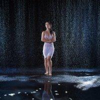 Под мокрым покрывалом дождя. :: Анжелика Маркиза