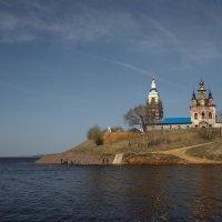 Казанская церковь в селе Ивановское :: Григорий