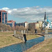 Пулковский парк :: Олег Попков