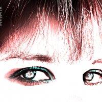 Мари-глаза :: Роза Бара