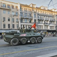 Репетиция парада :: Ирина Шарапова