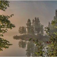 Туман рассеивается... :: Aleksander Yahom