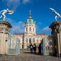 Дворец Шарлоттенбург, Берлин :: Valentina M.