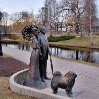 Памятник George Armitstead в Риге :: Swetlana V