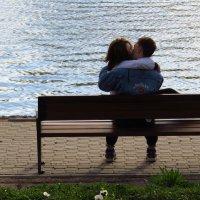 Поцелуй, который было трудно скрыть :: Андрей Лукьянов