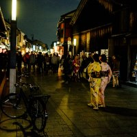 Night in Gion :: Станислав Маун