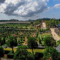 Тропический парк мадам Нонг Нуч. Тайланд. :: Rafael