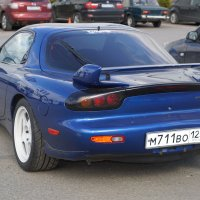 Mazda RX-7 :: Юрий Плеханов