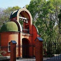 колокола Храма святого великомученика и победоносца Георгия :: Александр Корчемный
