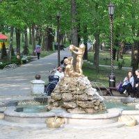 фонтан :: Владимир