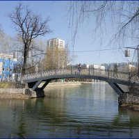 В парке... :: Николай Дони