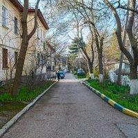 Севастопольский двор :: Zinaida Belaniuk