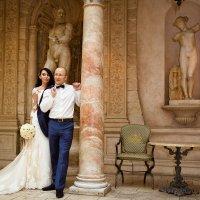 Свадебная съемка (в интерьерах ресторана) :: Николай Сардаев