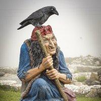 Баба Яга собственной персоной... :: Арина
