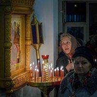 Молитва Богородице :: Илья Шипилов