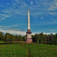 Память героев Чесменской битвы священна... :: Sergey Gordoff