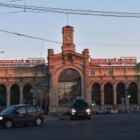 Старый вокзал. :: Наталья