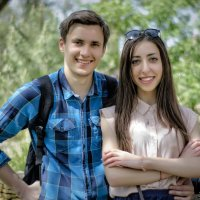 Андрей и Диана :: Сергей Завальный