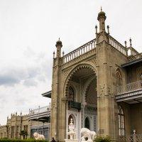Воронцовский дворец. Крым :: Ruslan