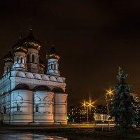 Церковь Александра Невского :: Евгений Погодин