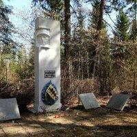 Братское кладбище в Латвии :: Горкун Ольга Николаевна