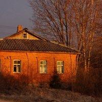Деревенская архитектура :: Владимир Гилясев