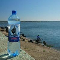 Рыбалка в Липецкой воде :: Юрий Новичков