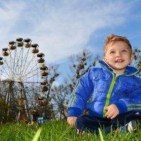 В парке :: Данил