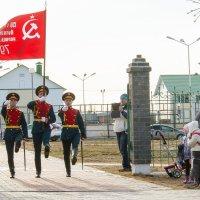 Встречая Знамя Победы :: Дмитрий Сиялов