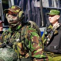 на страже безопасности Отчизны :: Андрей Козлов