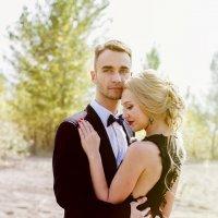 Свадьба в черном :: Евгения Тарасова