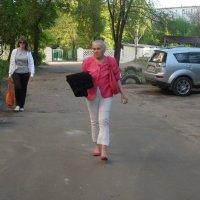 Гламурная леди :: Галина Дашевская