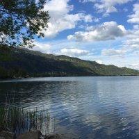 Австрия. озеро Озеахер :: Johann Lorenz