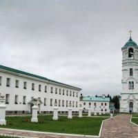 Александро-Свирский монастырь. :: Владимир Безбородов