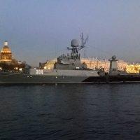Военный корабль :: Митя Дмитрий Митя